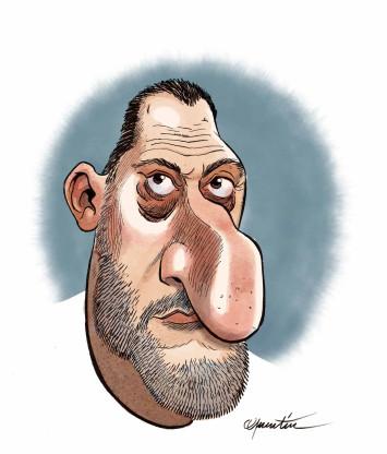 JeanReno_caricature