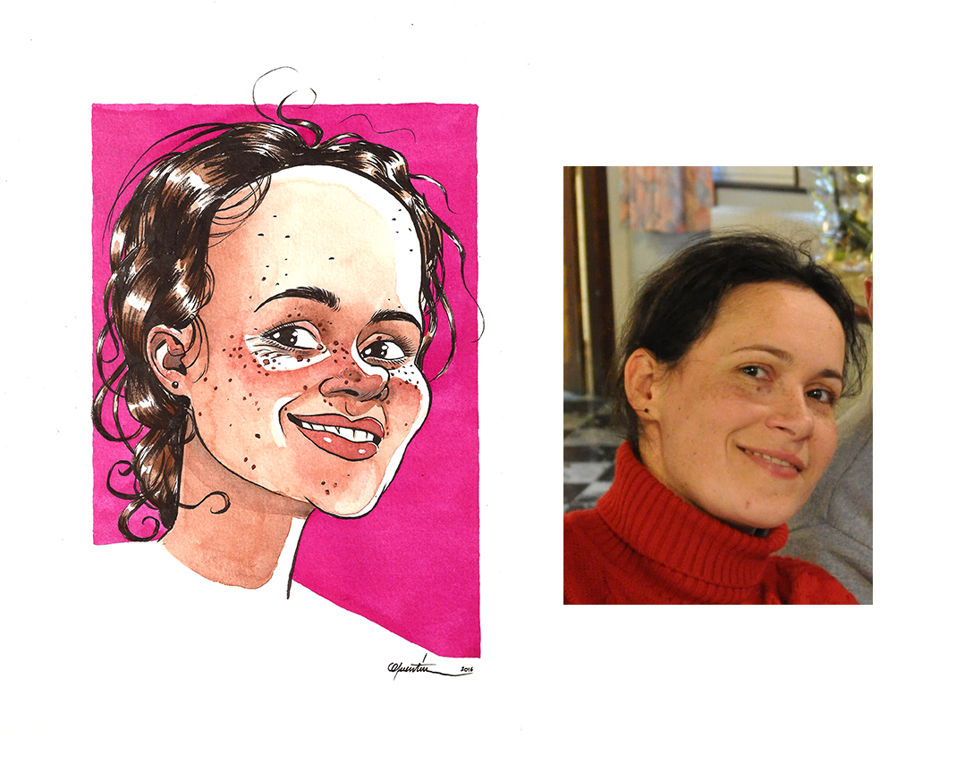 CaricatureStephBOOK